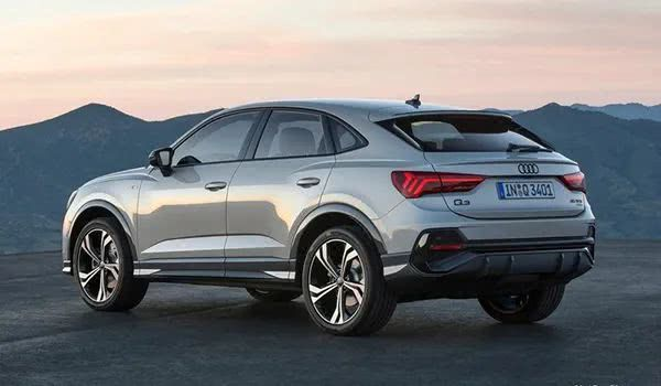 2020 Audi Q3 Sportback Shows There S No End To The Crossover Coupe Craze Carscoops Audi Q3 Automotive Design Suv