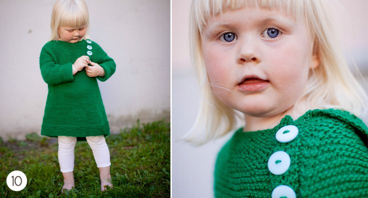 The Oslo-Anorak as a dress Pickles