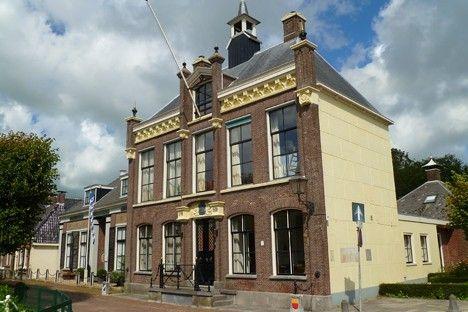 Voormalig Stadhuis IJlst