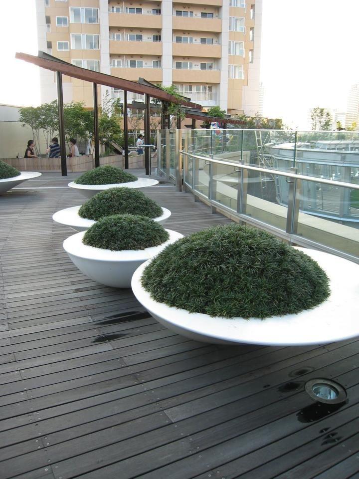 contemporary garden planters 52 best Contemporary garden pots images on Pinterest