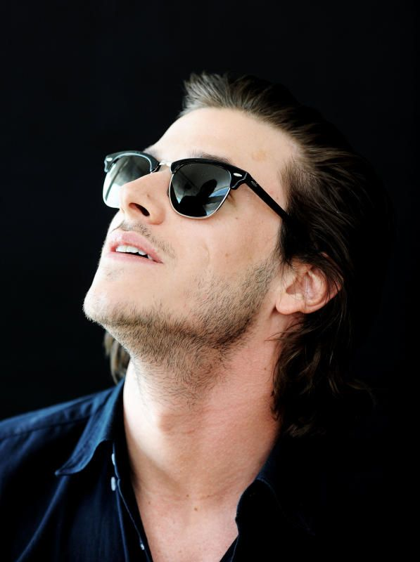 French actor Gaspard Ulliel