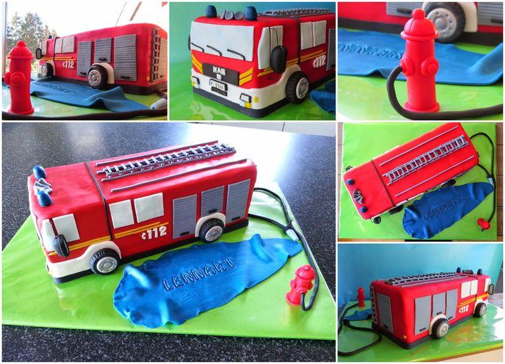 Feuerwehrkuchen