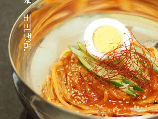 韓国ビビン麺用ヤンニョム~素麺*蕎麦にもの画像