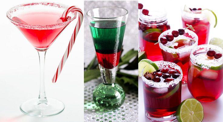 6 Recettes faciles de drinks pour noël!