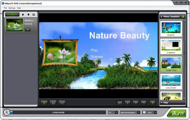 iSkysoft DVD Creator gratis per un tempo limitato   Giveawayita