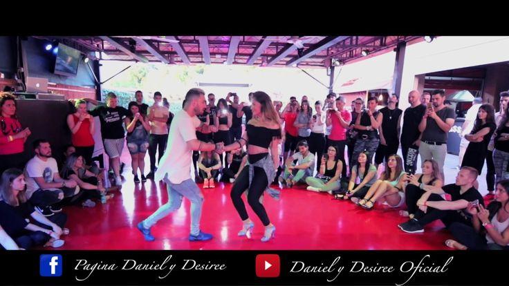 DANIEL Y DESIREE - Quiero Un Beso - Grupo Extra Ft. Dj Khalid (Bachata)