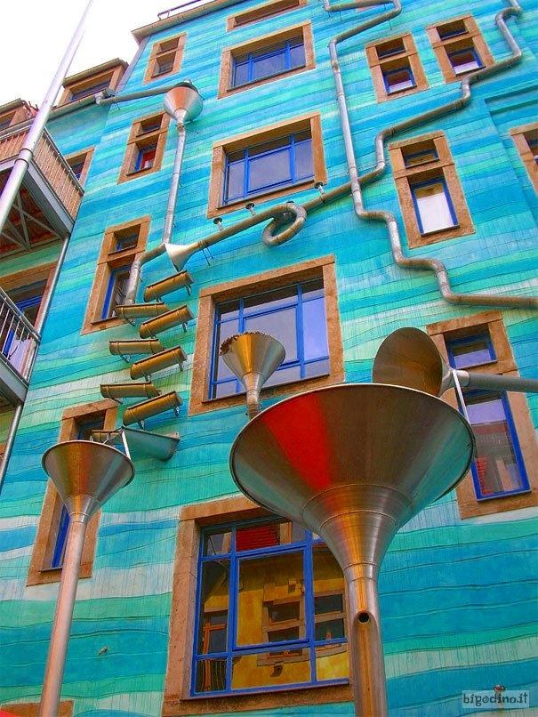 una casa musicale