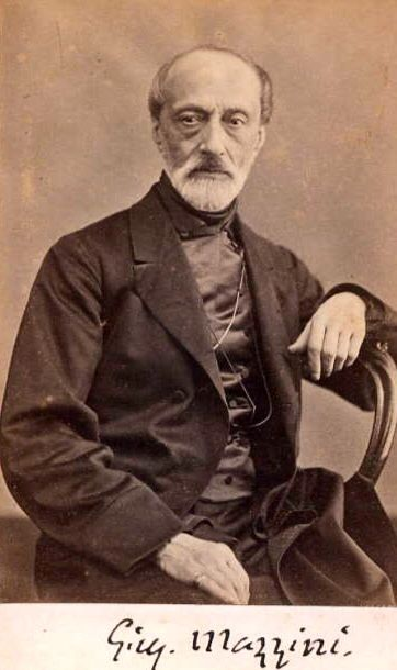 #Giuseppe #Mazzini (Genoa, June 22, 1805 – Pisa, March 10, 1872) was a patriot, politician, philosopher and journalist born in #Italian. His ideas and his political action contributed decisively to the creation of the unitary State Italian. Mazzini theories were of great importance in the definition of the modern European movement for the affirmation of #democracy through the #Republican form of the #State. Wikipedia