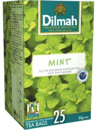 Dilmah mint