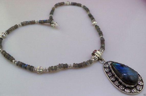 45  gram marvelous LABRADORITE handmade BEADED by YOURJEWELLERYhttps://www.etsy.com/in-en/shop/YOURJEWELLERY?ref=l2-shopheader-name