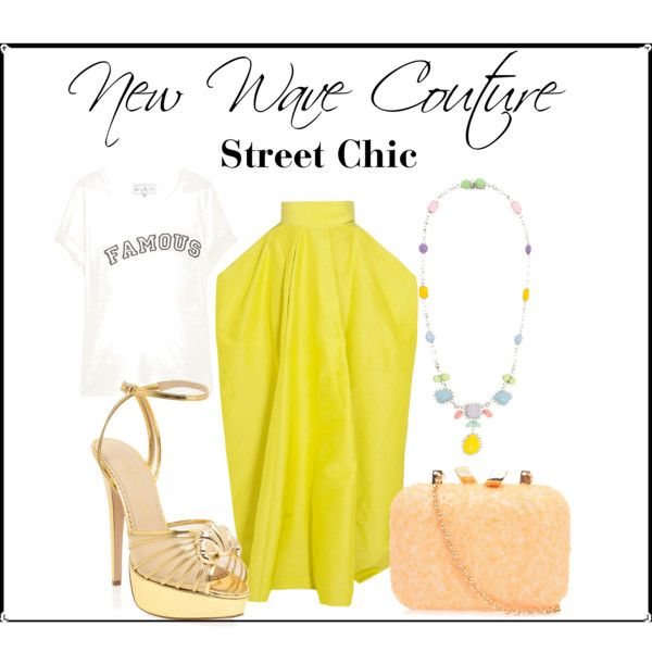 """""""New Wave Couture - Street Chic"""" by boutique1 on Polyvore"""