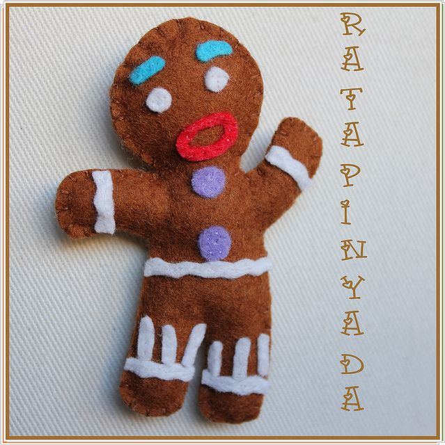 Shrek's Gingerbread Man 'Gingy'