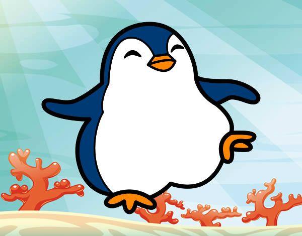 pinguino para colorear - Buscar con Google