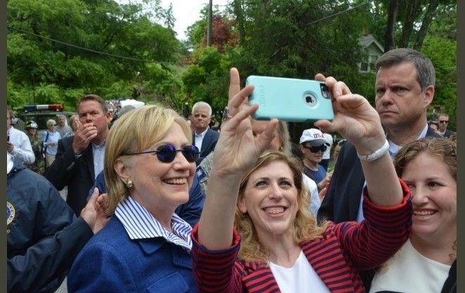 Hillary HQ: Hillary News & Views 5.31.16: Major Environmental Endorsement, 73 Delegates To Go, Seniors, Hypocrisy