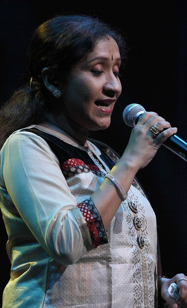 List of Indian playback singers - Wikipedia