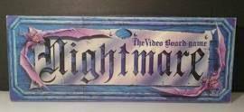 Nightmare Video Board Game Atmosfear Gatekeeper Chieftain Horror Vcr