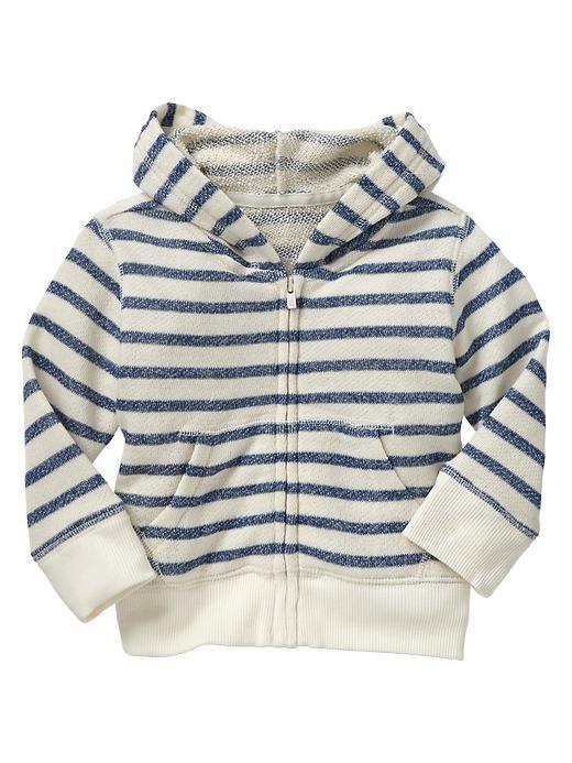 Stripe hoodie | Gap