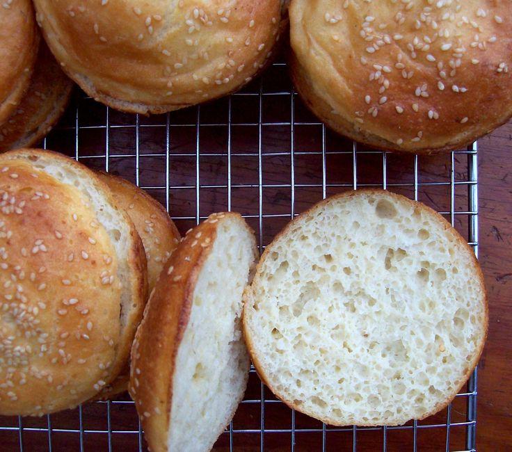 gluten free hamburger rolls