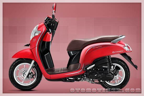 Spesifikasi Dan Harga Motor Scoopy Gambar Motor Honda Pinterest