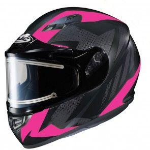 HJC CS-R3 Treague Electric Womens Snowmobile Helmets