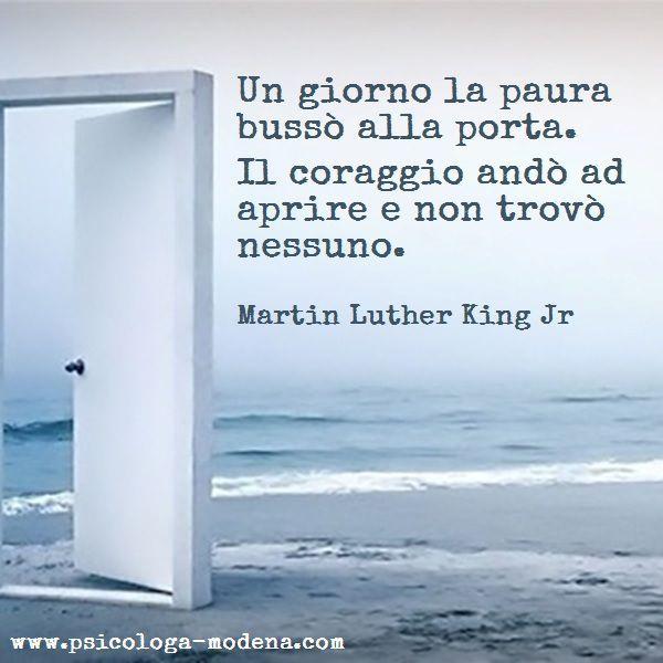 Martin Luther King Citazioni Verità Paura Coraggio