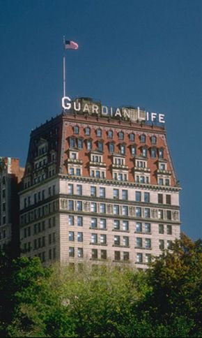 Guardian Life Insurance Building, New York NY, 1994-96