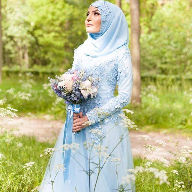 Congrats to this beautiful sister @esyaleze  Love her blue floral wedding dress  . . . #dugunfotografi #dugunfotografcisi #gelin #gelinlik #damat #muslimwedding #gelindamat #weddingday #dugunhikayesi #dugun #askfotograflari #gelincicegi #evlilik #düğün #düğünfotoğrafçısı #düğünfotoğrafı #weddingku #turkishbride #mavi #elbise #dugunelbisesi #weddingku #pernikahan #sevda  #cicekler #buket #bluedress #floraldress