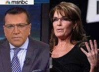 MSNBC Helped Sarah Palin Muzzle the 1st Amendment By Not Supporting Martin Bashir