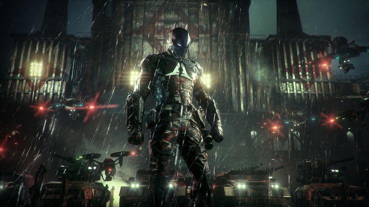 Descubre lo nuevo de Batman http://www.sgformen.com/trailer-de-batman-arkham-knight/ #videojuego