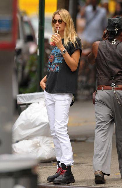 81861ddaf6c5 Chic and Silk  GET INSPIRED  Λευκό Παντελόνι. Τι να επιλέξετε