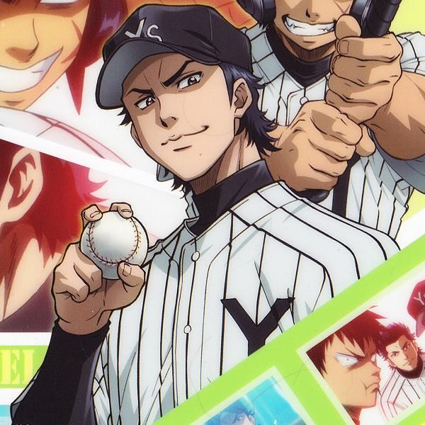 Top 10 Ace Of Diamond Character: 261 Best Rp)* Images On Pinterest