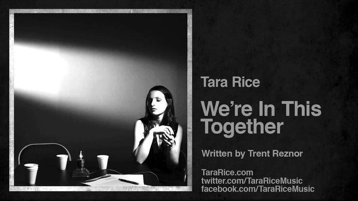 'We're In This Together' - Tara Rice (Nine Inch Nails Cover) https://youtu.be/ovTBRWBodgM