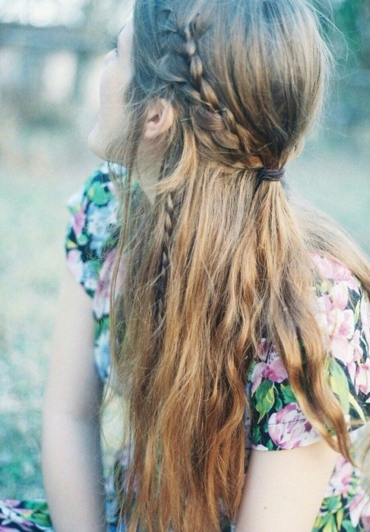 24 best boho hair images on pinterest hair braids and easy