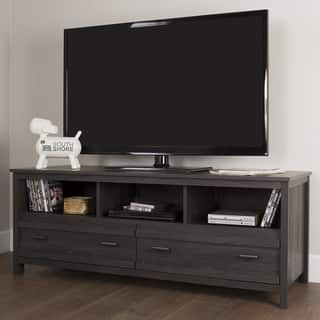 """South Shore Exhibit TV Stand (60 inches) 22.25"""" H × 59.5"""" W $219.99"""
