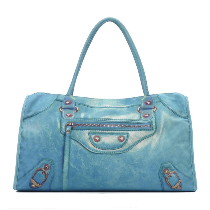 "Convenient, chic and young, ""The Monet"" is the perfect take-everywhere handbag since it's made out of canvas and features a high tech printed leather pattern that can fool the most expert eye while bringing a practical and cruelty-free alternative to ordinary leather (high maintenance) and fabric (boring) handbags that will put our Debra Handbags® lovers right on the spotlight for having a fun, unique and totally chic handbag! http://debrahandbags.com/products/the-monet"