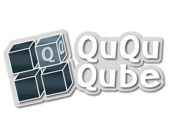 Logodesign Ququ Qube Logo Design Web Design Und Webdesign