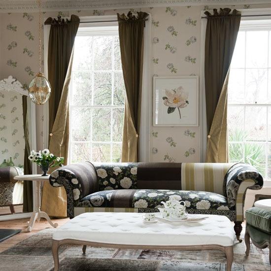 Elegant English Country Style Coffee Table!! Englisches WohnzimmerLändliche  WohnzimmerWohnzimmer FensterWohnzimmermöbelGeorgianischer HausEnglische ...