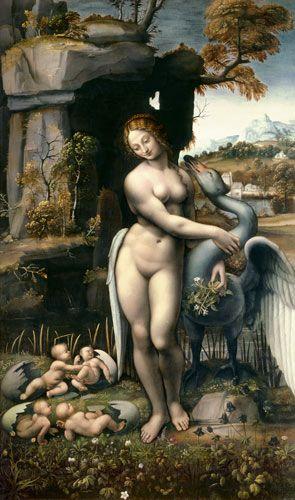 El eros de Leonardo Da Vinci - Cultura Colectiva - Cultura Colectiva