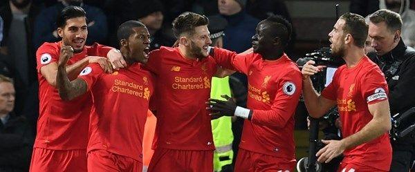 Liverpool City'yi tek golle geçti