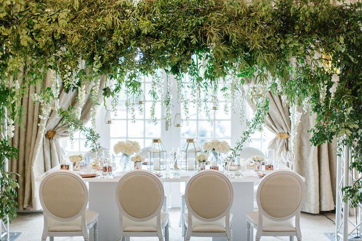 Magical wedding setting by Splendid Wedding Company. Photography: Rensche Mari Photography