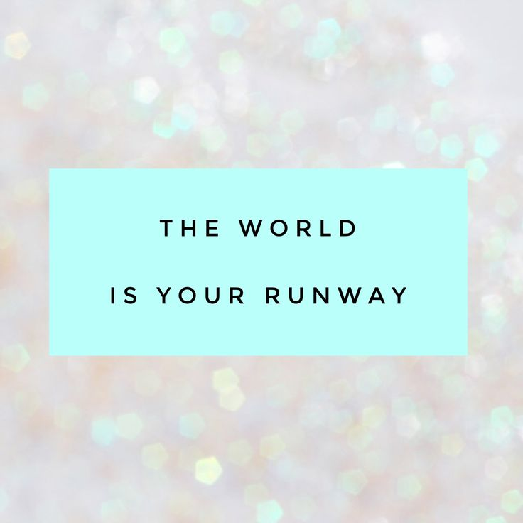 The World is Your Runway! 💃🏻🕺🏻 #ShopALB #ApricotLaneTS