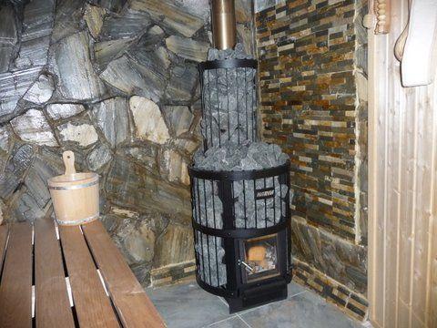 Soba pentru sauna