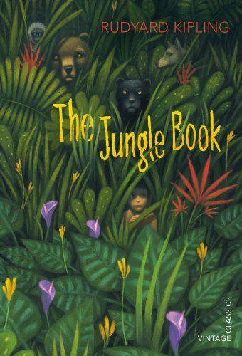 The Jungle Book (Vintage Classics) #ilovereaddelhi