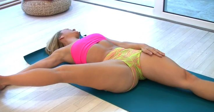 from Immanuel girl getting naked and doing yoga up close