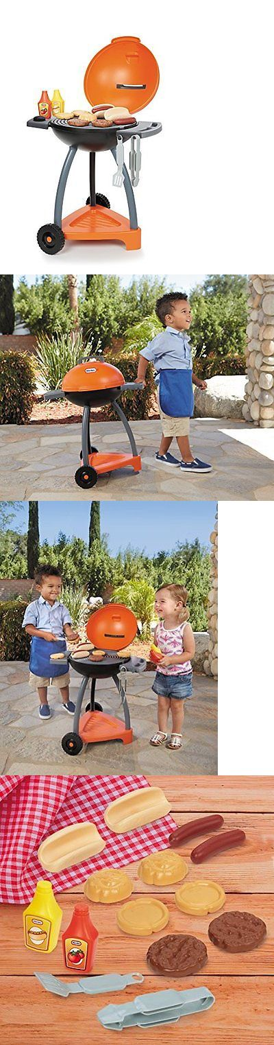 Child Size 2574: Little Tikes Sizzle And Serve Grill -> BUY IT NOW ONLY: $33.9 on eBay!