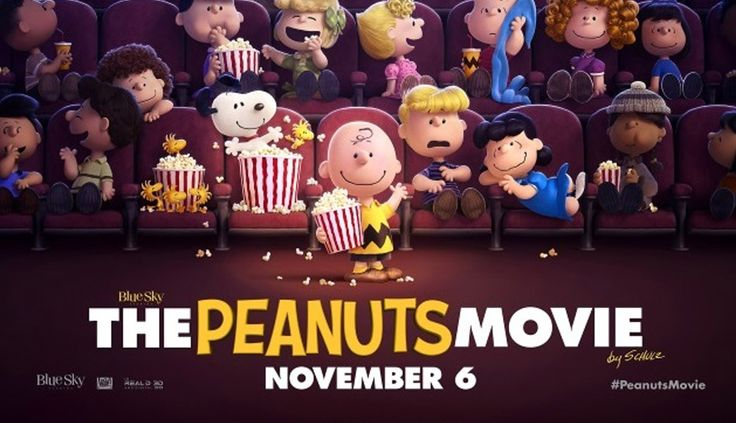 [Animatie] The Peanuts Movie (2015)