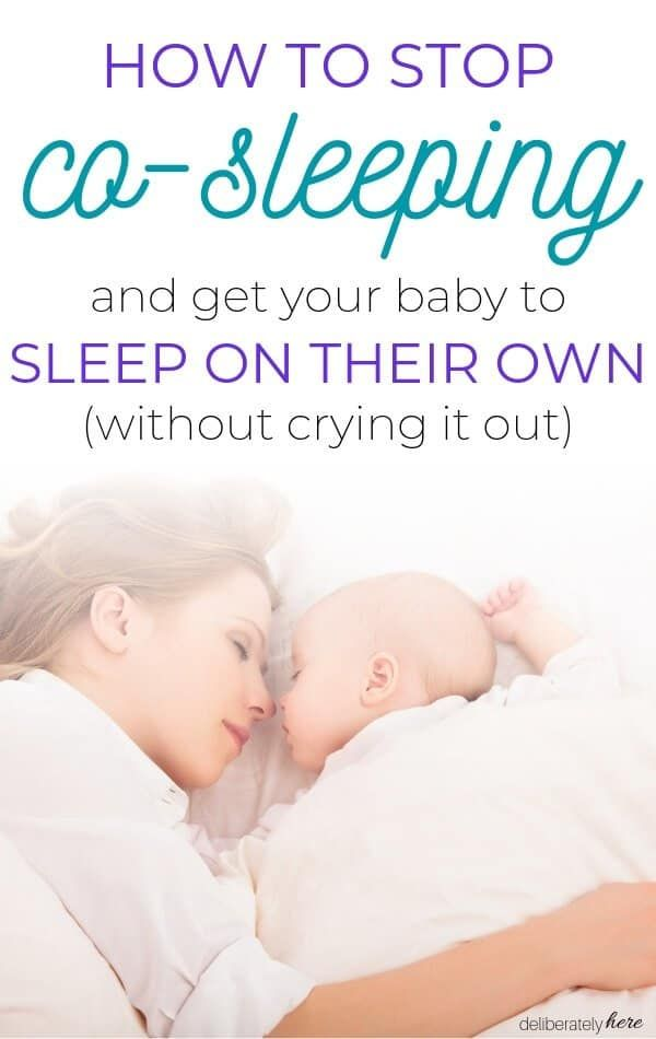 How To Get Baby To Sleep With Separation Anxiety