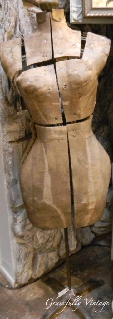 A Little Tattered-But oh So lovely.: Form Fit, Dresses Form Mannequin, Mannequindress Form, Vintage Mannequin, Antiques Vintage Body Form, Vintage Dresses Form, Dressform, Weather Dresses, Dresses Formsmannequin