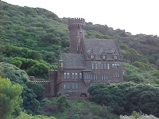 Lichtenstein Castle, Hout Bay, Cape Town, South Africa. BelAfrique your personal travel planner - www.BelAfrique.com