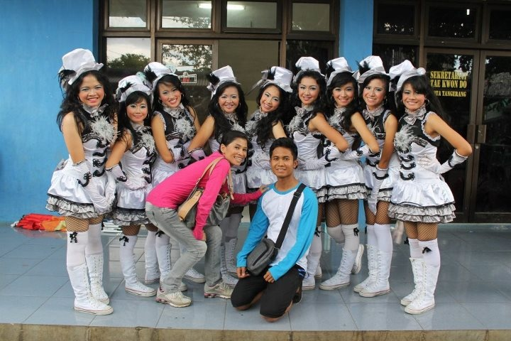 dolls domination - DBL Banten